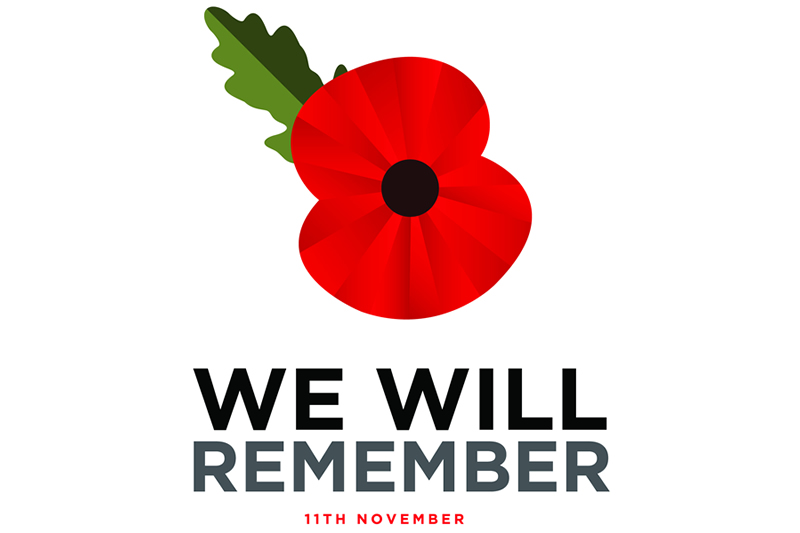 November 2020 - Trent Refractories Supporting Remembrance Day