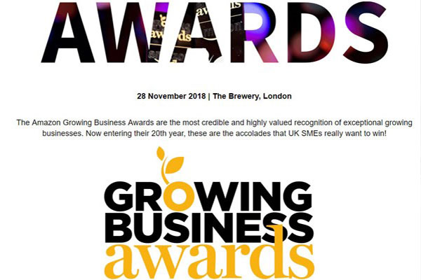 Growing Business Awards Finalists Judging Event