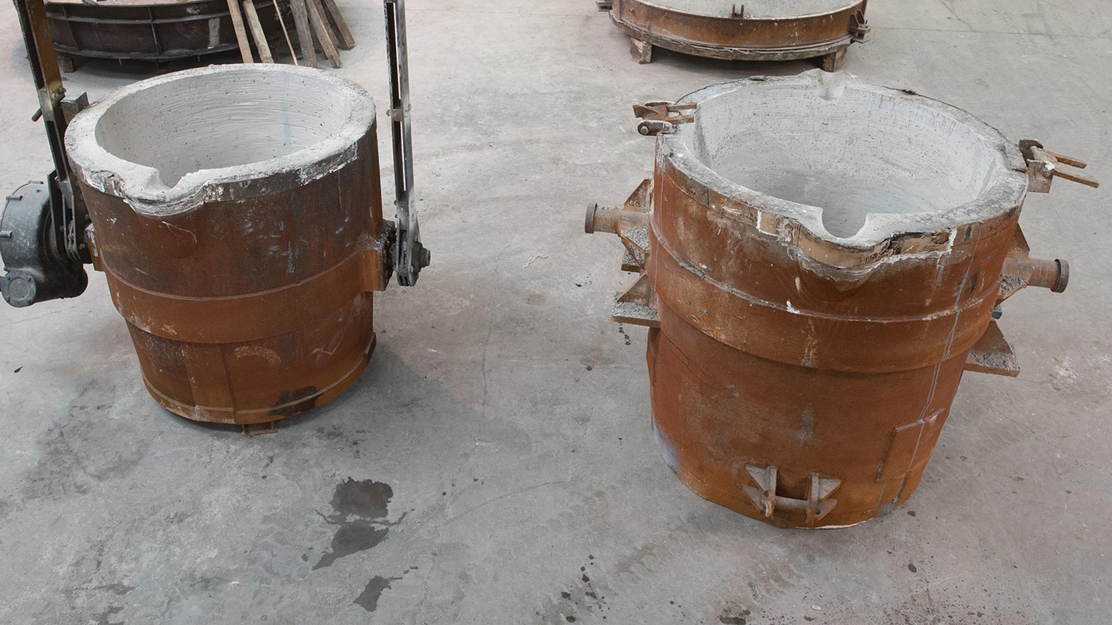 Ladle Linings for Foundries