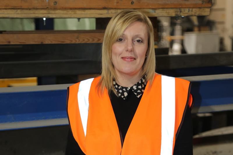 February 2021 - Trent Refractories Welcomes Gemma Whillock As Production Administrator