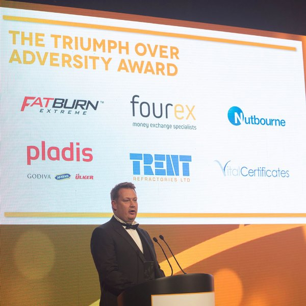 Winners Interview - Trent Refractories - Triumph Over Adversity Award