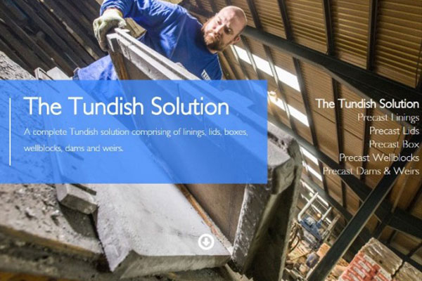 Introducing The Complete Tundish Solution