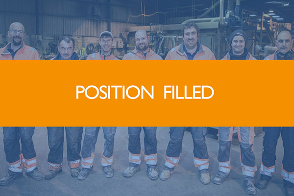Precast Operative Vacancy At Trent Refractories - POSITION FILLED