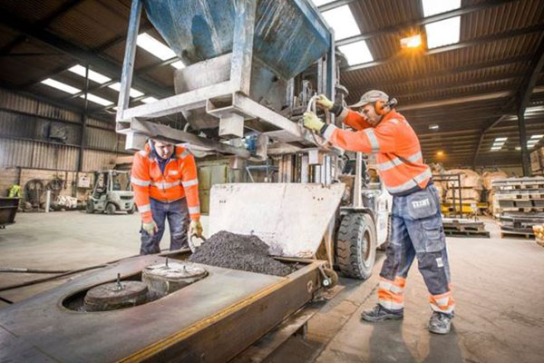 Production Operatives Open Day At Trent Refractories